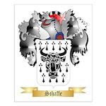Schaffe Small Poster