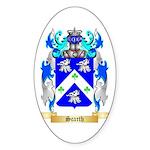Scarth Sticker (Oval 50 pk)