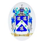 Scarth Oval Ornament