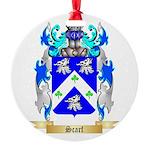 Scarf - Round Ornament