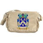 Scarf - Messenger Bag