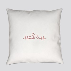 SCHNAUZER Everyday Pillow