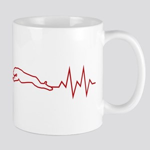 WHIPPET Coursing Mugs