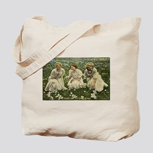 Dandelion Girls Tote Bag