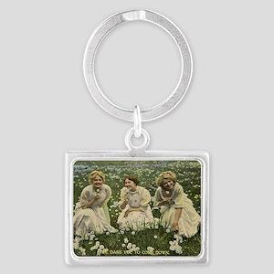 Dandelion Girls Keychains