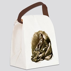 Mr. Holmes Canvas Lunch Bag