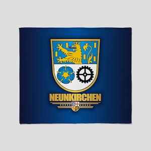 Neunkirchen Throw Blanket