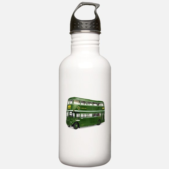 Cute London bus Water Bottle