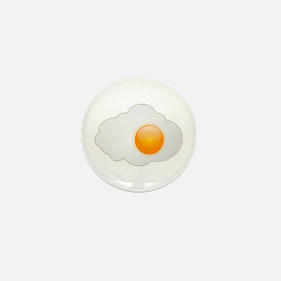 Sunny Side Up Mini Button