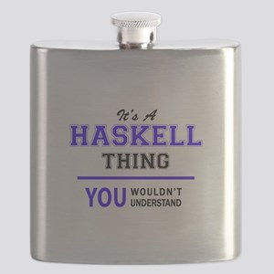 HASKELL thing, you wouldn't understand! Flask