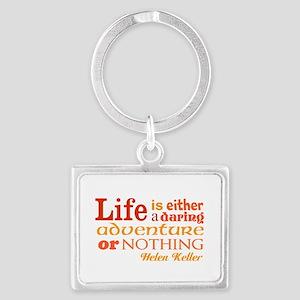 Daring Life Keychains