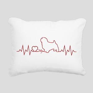 NORFOLK TERRIER Rectangular Canvas Pillow