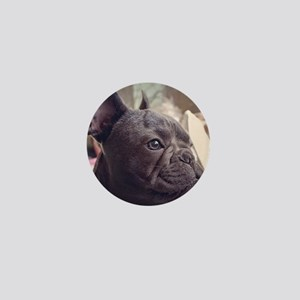 french bulldog Mini Button
