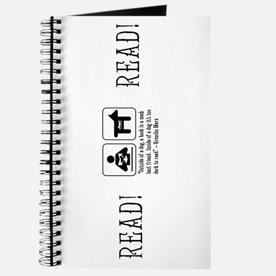 Book man's best friend Groucho Marx Journal