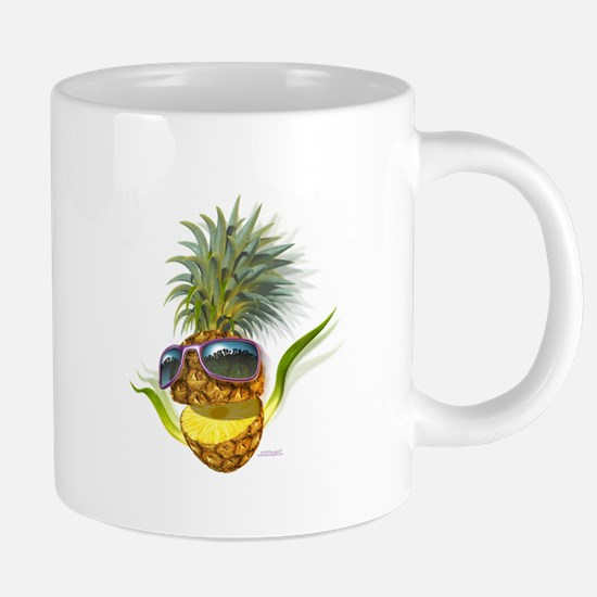pineapple pineapples Mugs
