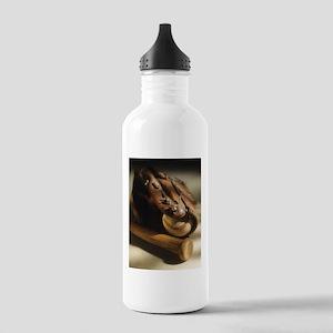 baseball glove Stainless Water Bottle 1.0L