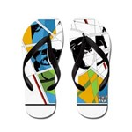 Design 160326 - Poppino Beat Flip Flops