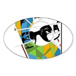 Design 160326 - Poppino Beat Sticker