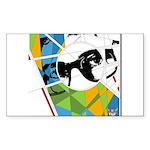 Design 160326 - Poppino Beat Sticker