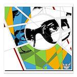 Design 160326 - Poppino Beat Square Car Magnet 3