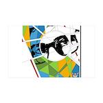 Design 160326 - Poppino Beat Wall Decal
