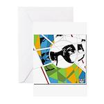 Design 160326 - Poppino Beat Greeting Cards