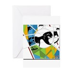 Design 160326 - Poppino Beat Greeting Cards