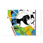 Design 160326 - Poppino Beat Postcards (Package of