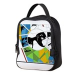 Design 160326 - Poppino Beat Neoprene Lunch Bag