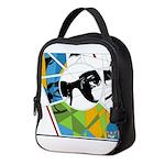 Design 160326 - Poppino Beat Neoprene Lunch Bag
