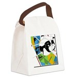 Design 160326 - Poppino Beat Canvas Lunch Bag