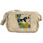 Design 160326 - Poppino Beat Messenger Bag