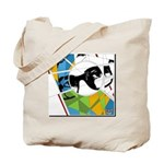 Design 160326 - Poppino Beat Tote Bag