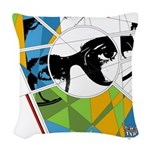 Design 160326 - Poppino Beat Woven Throw Pillow