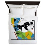 Design 160326 - Poppino Beat Queen Duvet
