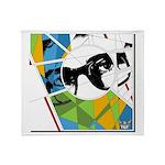 Design 160326 - Poppino Beat Throw Blanket