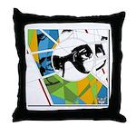 Design 160326 - Poppino Beat Throw Pillow