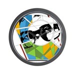 Design 160326 - Poppino Beat Wall Clock