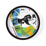 Design 160326 - Poppino Beat Wall Clock
