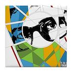 Design 160326 - Poppino Beat Tile Coaster