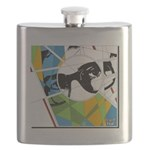 Design 160326 - Poppino Beat Flask