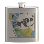 Design 160326 - Poppino Beat Flask