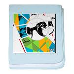 Design 160326 - Poppino Beat baby blanket
