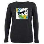 Design 160326 - Poppino Beat Plus Size Long Sleeve