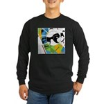 Design 160326 - Poppino Beat Long Sleeve T-Shirt