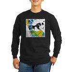 Design 160326 - Poppino Beat Long Sleeve T-Shirt