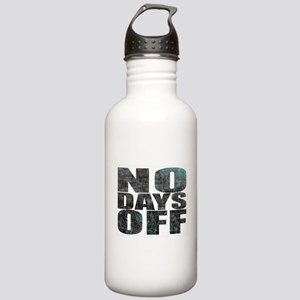 NO DAYS OFF Stainless Water Bottle 1.0L
