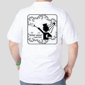 """Honk! Honk!"" Golf Shirt"