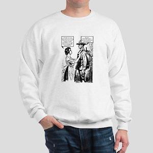 Evolution of English Sweatshirt