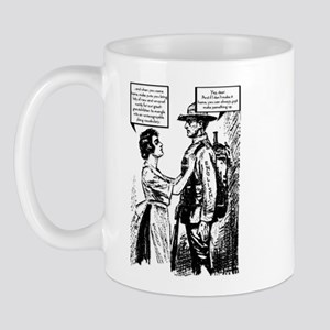 Evolution of English Mug